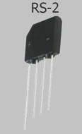 RS207  (1000V;2A;RS-2)